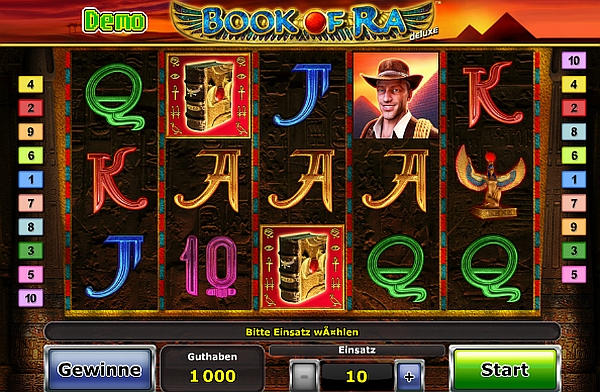 prism online casino book of ra demo